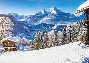 Mit einem Rabattcode von Thomas Cook ein Urlaub in den Bergen buchen