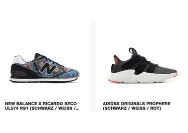 Informiere dich bei SPARWELT, um bei Kauf deiner Lieblings-Sneaker zu sparen
