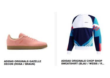 Ganz gleich, ob du Nike oder asics bevorzugst, bei TheGoodWillOut findest du alle beliebten Marken