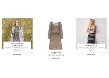 THE OUTNET bietet Fashion für stilbewusste Frauen