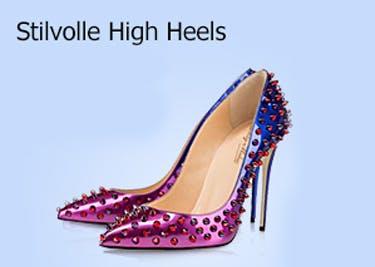 Auch Mode, darunter schicke Schuhe, findest du im Tmart-Sortiment