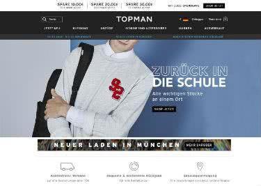 Mode bei Topman kaufen