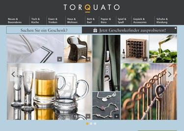 Besondere Einrichtungs- und Dekorationsideen findet ihr bei Torquato