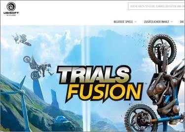 Ubisoft Startseite