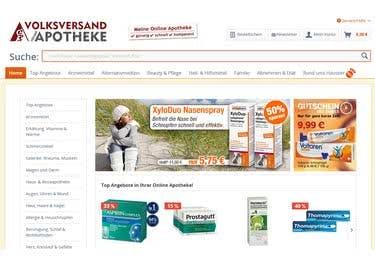 Löst du einen VolksversandApotheke-Gutschein ein, bestellst du freiverkäufliche Arzneien günstiger