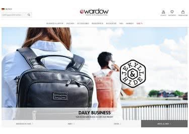 Accessoires und Taschen für jede Gelegenheit ergatterst du mit einem Wardow-Gutschein zum günstigen Preis