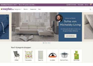 Möbel und Accessoires bei Wayfair kaufen