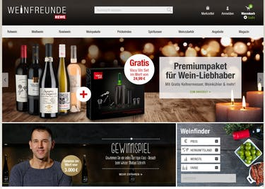 Ein Weinfreunde-Gutschein ermöglicht dir, deine Bestellung im Shop zum Preisvorteil abzuschließen
