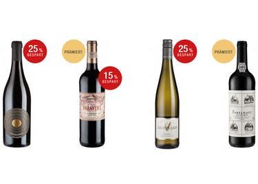 Informiere dich über unsere Weinfreunde-Gutscheine und erhalte weitere Spartipps aus unserer Redaktion