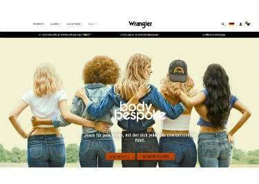 Jeans bei Wrangler kaufen