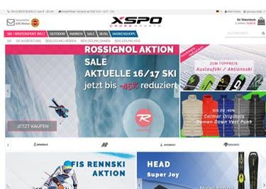 XSPO Startseite