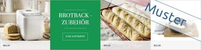 Brot backen mit Lakeland