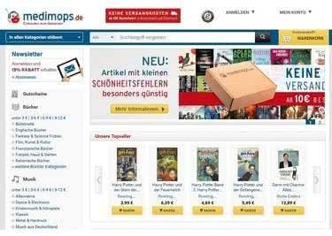 Medimops Startseite