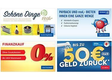 Real Gutschein 5 Rabatt Jetzt Sparen Sparwelt