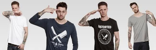 Top Streetwear kauft ihr bei Distorted People