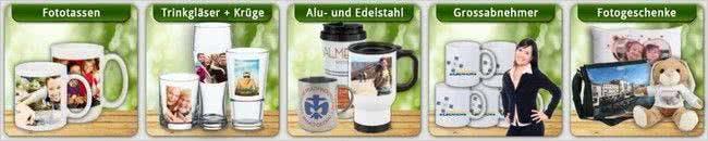 Fototassen.de hat eine riesige Auswahl an Tassen im Angebot, die ihr allesamt individuell bedrucken könnt
