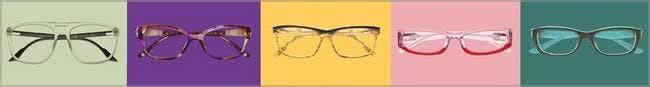 LensWay-Produkte – Brillen, Kontaktlinsen, Sonnenbrillen und mehr