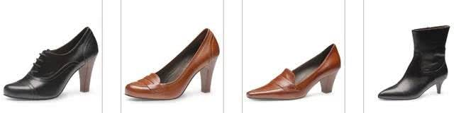 Das umfangreiche Evita Shoes Sortiment.