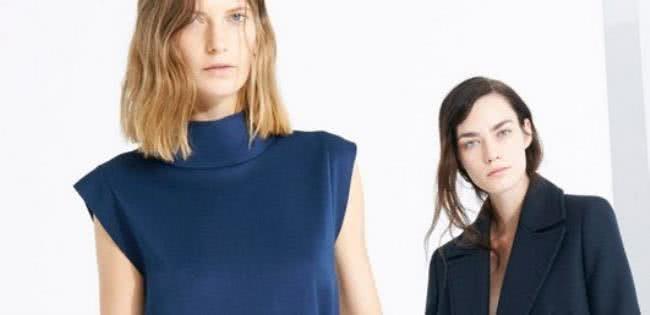Bei Zara gibt es stilvolle Mode für die moderne Frau.