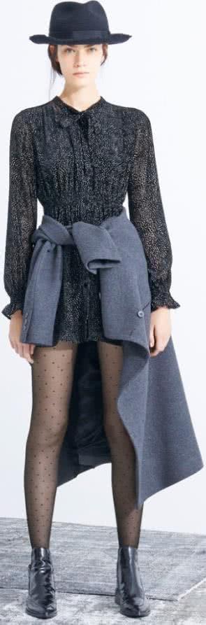Bei Zara könnt ihr mit trednigen Kleidungsstücken euren eigenen Stil prägen.