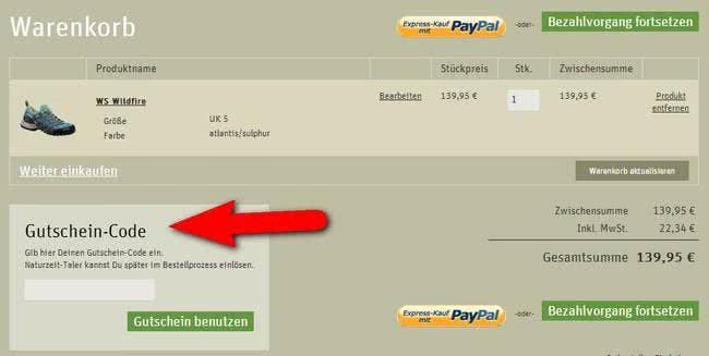 Ein Naturzeit.com-Gutscheincode macht Ersparnisse möglich