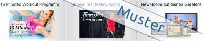 Workouts, App und Kooperationen: NewMoove hat viel zu bieten