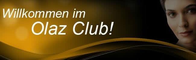 Olaz-Club-Mitgliedern bieten sich viele lohnenswerte Vorteile