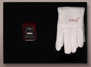 Erhalte mit einem Gutscheincode ein Gratis-Schmuckkästchen zu jeder Lieferung bei Edenly dazu