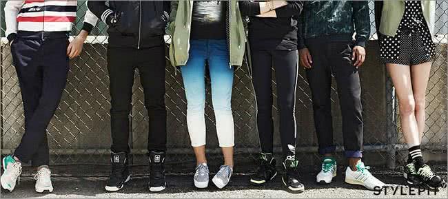 Auch Schuhe kauft ihr mit Stylepit-Gutschein günstiger