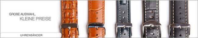 Timeshop24: Sparen beim Kauf von Uhren und Uhrenbändern