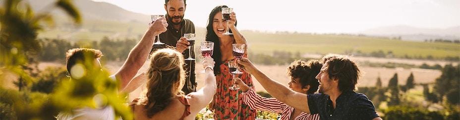 Wein & SpirituosenBild