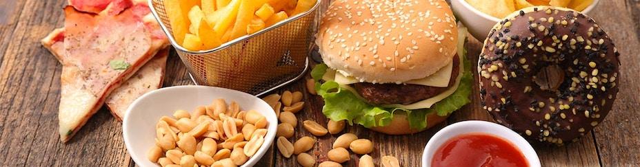Fast Food & RestaurantBild