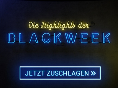 Black Week bei SPARWELT