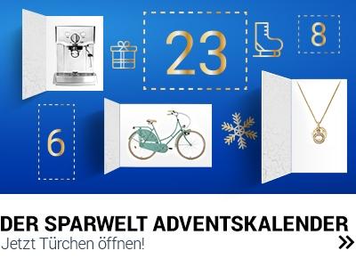 Der SPARWELT Adventskalender