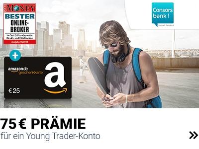 Consorsbank - Young Trader-Konto