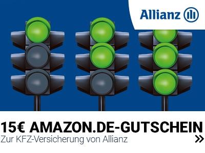 Kfz-Versicherung mit Prämie bei Allianz