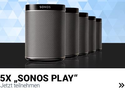 Sonos Lautsprecher zu gewinnen banner