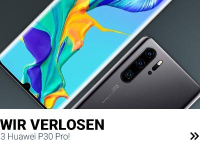 Huawei P30 Pro zu gewinnen banner