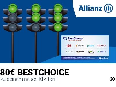 Allianz Bestchoice banner