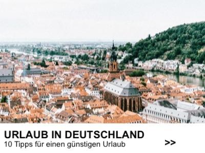 Urlaub in Deutschland banner