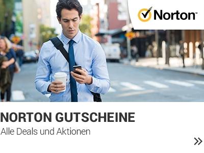 Norton Gutscheine banner
