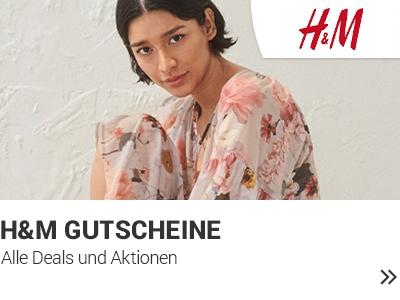 H&M Gutscheine banner