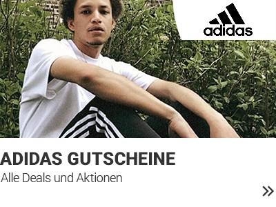 Adidas Gutscheine banner