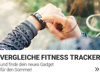 Vergleichsportal Fitnesstracker banner