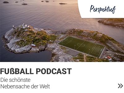 Fußball Podcast banner