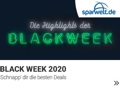 Black Week banner