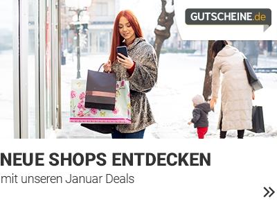 Januar Deals banner