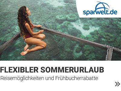 Frühbucher 2021 banner