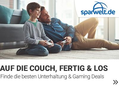 Gaming & Unterhaltung banner