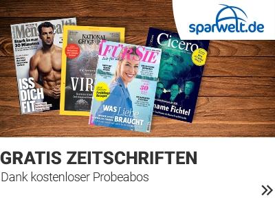 Gratis Zeitschriften banner